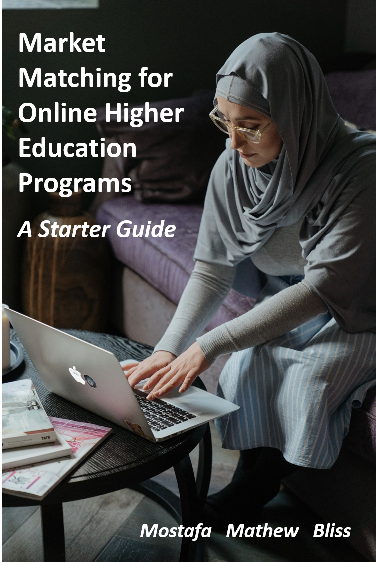 Cover image for Market Matching for Online Higher Education Programs